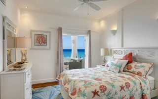Ocean Heights Double Bedroom